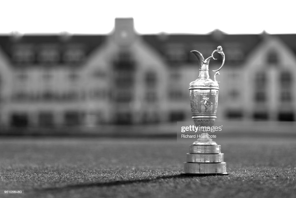 147th Open Championship Media Day - Carnoustie : News Photo