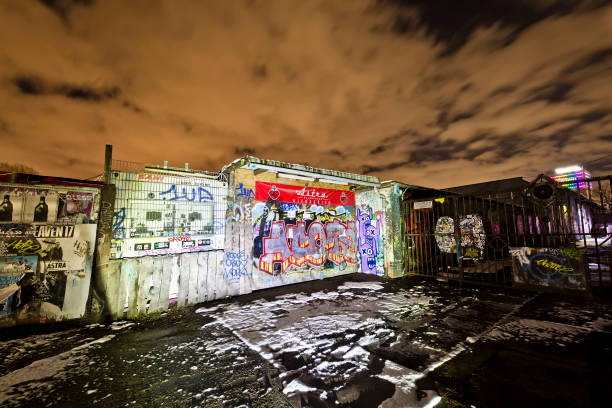 DEU: RAW Area Remains Closed Due To Coronavirus Lockdown