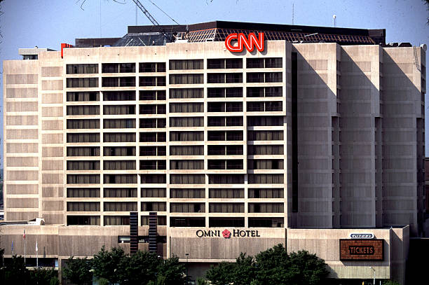 UNS: 1 June 1980: 40 Years Since CNN Launched