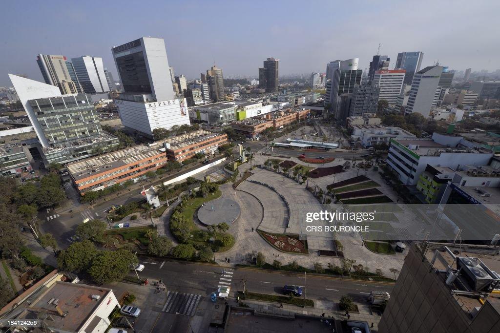 PANAM-2019-PERU-LIMA-HOST : News Photo