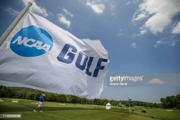 View of the course during the Division I Women's Golf Match Play Championship held at Blessings Golf Club on May 22, 2019 in Fayetteville, Arkansas.