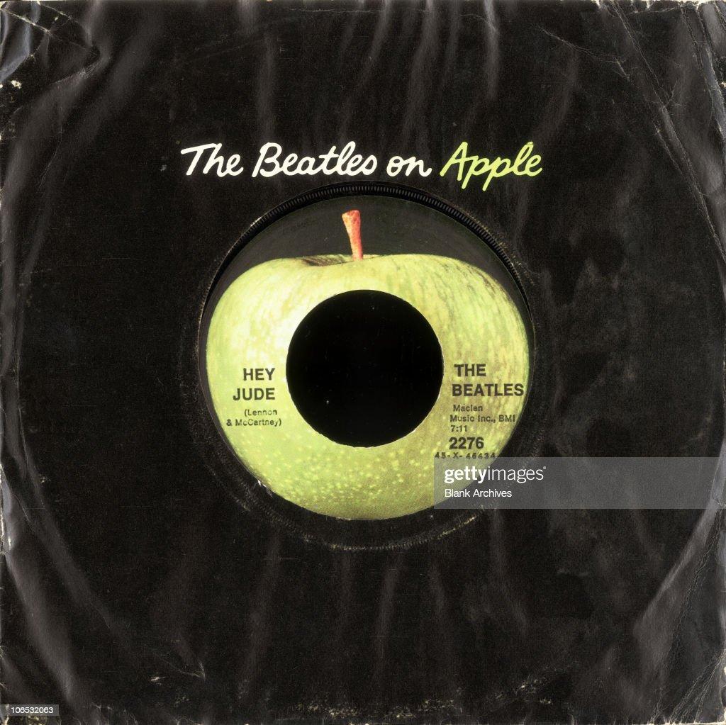 The Beatles' 'Hey Jude' : News Photo