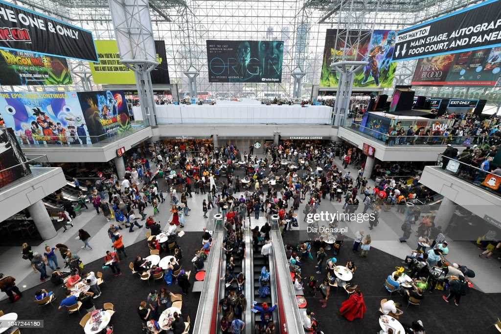 New York Comic Con 2018 -  Day 4 : News Photo
