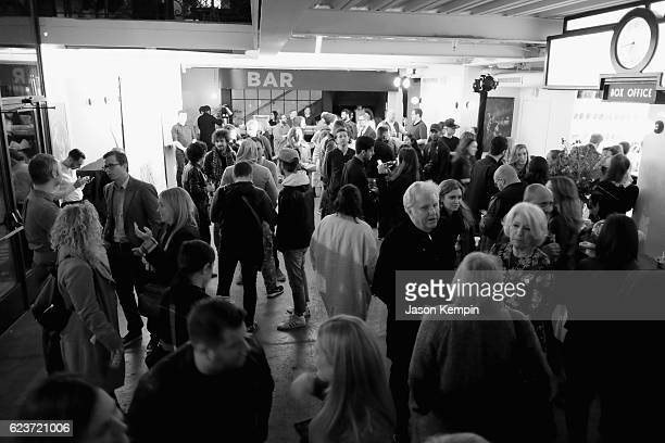 A view of the crowd during the Search Party NYC Premiere at Metrograph on November 16 2016 in New York City 26022_021