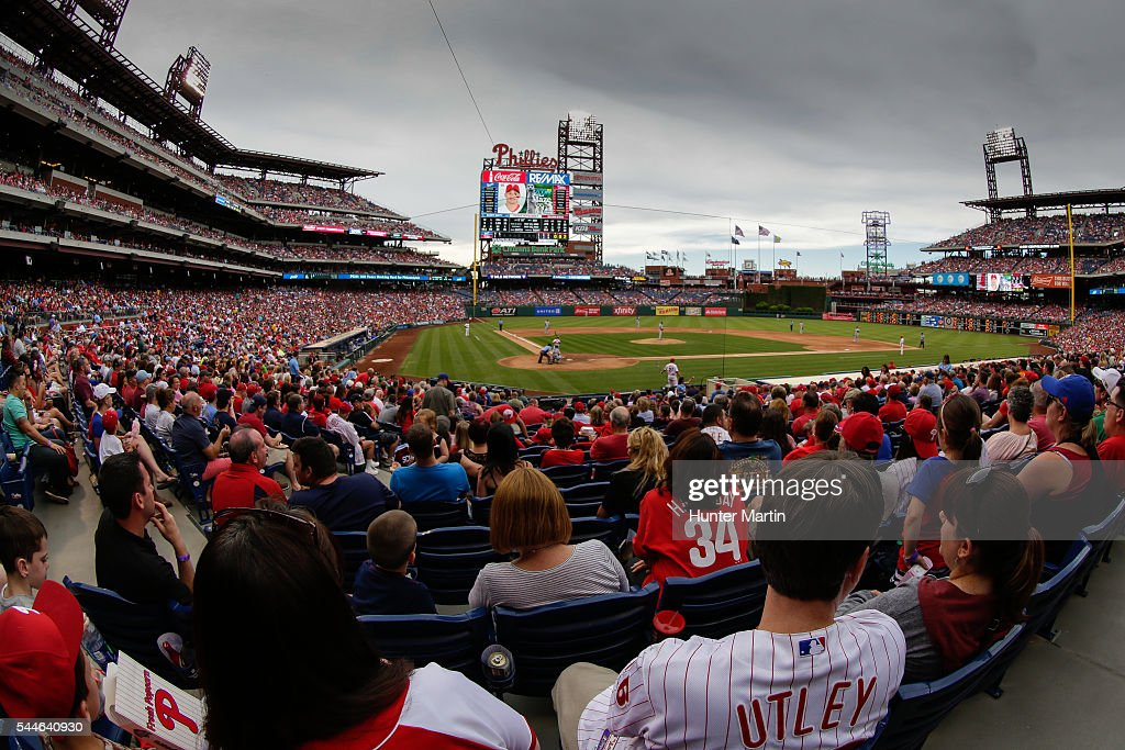 Kansas City Royals v Philadelphia Phillies : News Photo