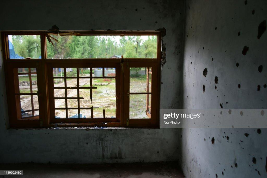 IND: Two Rebels Killed In Kashmir
