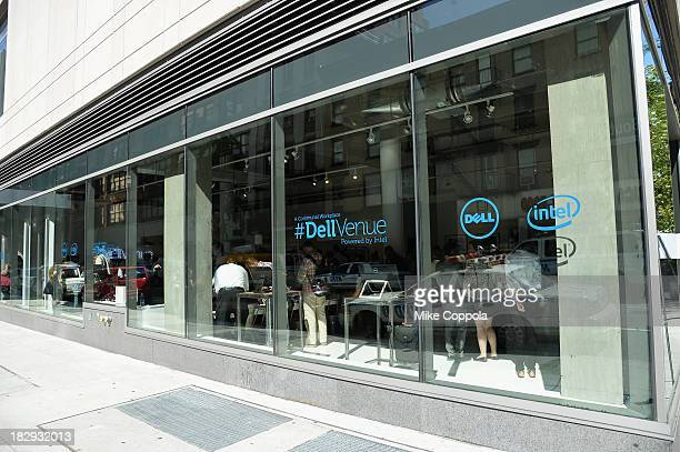 41 Dell Press Conference To Introduce The Venue Tablet Line