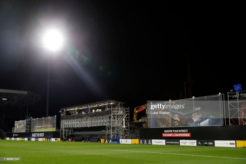 Fulham v Queens Park Rangers - Sky Bet Championship : News Photo