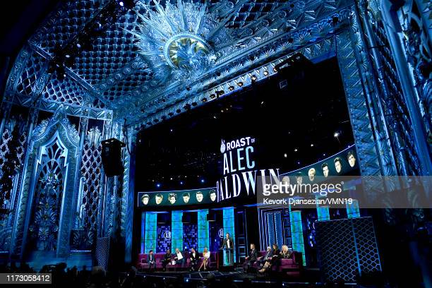 View of the deus during the Comedy Central Roast of Alec Baldwin at Saban Theatre on September 07 2019 in Beverly Hills California