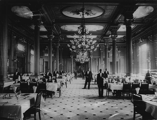 Palmer House Grand Dining Room