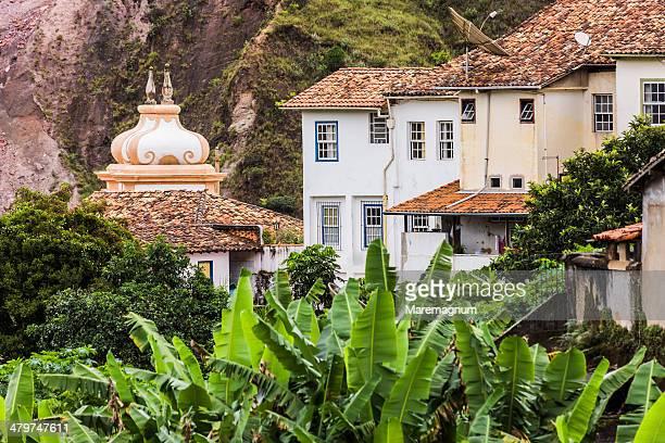 View of the domes of Nossa Senhora do Carmo church