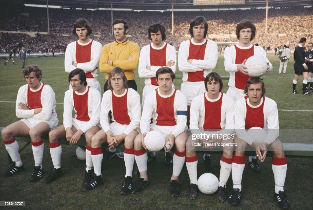 1971 European Cup Final : News Photo