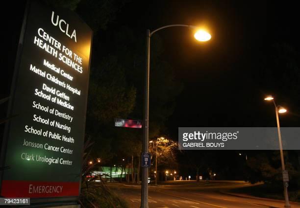 Ucla Medical Center Irvine Ca