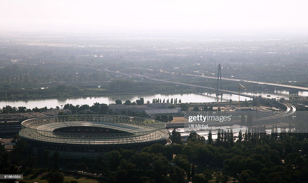 Euro 2008 - Vienna Sites And Scenes : News Photo