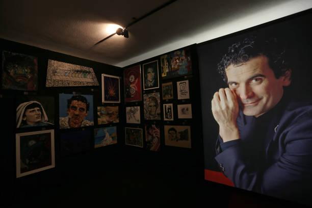 ITA: Massimo Troisi Exhibition in Naples