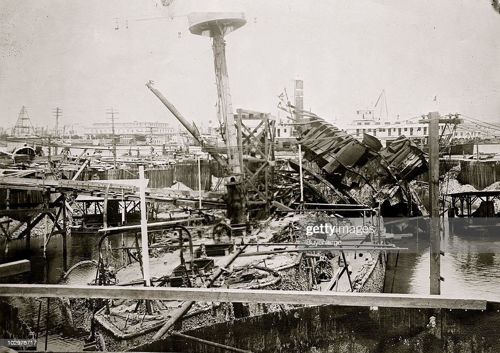 120 Years Since Explosion Of The USS Maine