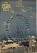 View of the ferris wheel the first in the world and unveiled at the picture id88811178?s=170x170