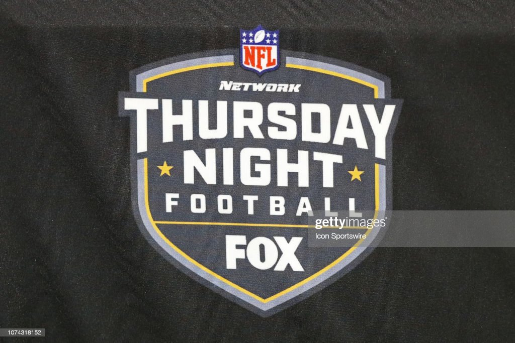 A View Of The Fox Thursday Night Football Logo Before An Nfl Game News Photo Getty Images