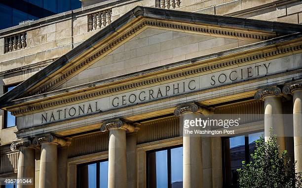A view of the front of the original National Geographic building at 16th M NW The National Geographic will shift to forprofit status with a...
