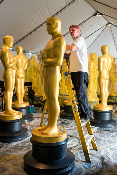 CA: 86th Annual Academy Awards - Preparations Continue