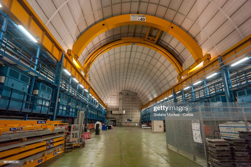 Gran Sasso National Laboratory (LNGS) : News Photo