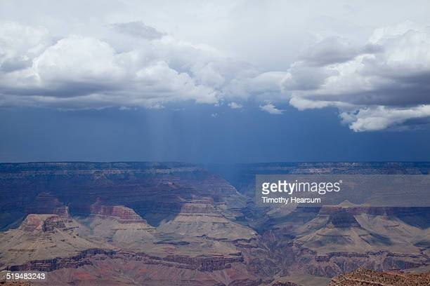 view of the grand canyon from the south rim - timothy hearsum ストックフォトと画像