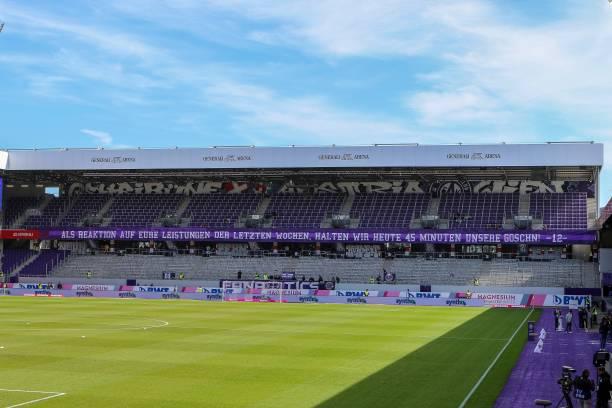 AUT: FK Austria Wien v Cashpoint SCR Altach - tipico Bundesliga