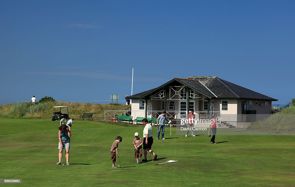 St Andrews Old Course : News Photo