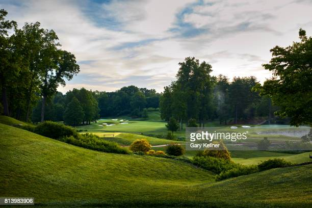 A view of the hole twleve at Bellerive Country Club home of the 2018 PGA Championship on May 15 2017 in St Louis Missouri