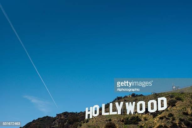 Blick auf das Hollywood-Zeichen