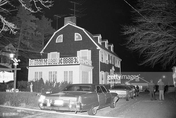 View of the home of Ronald DeFeo Srthe car salesman his wife two daughters and two sons were found shot to death on Ronald DeFeo Jr the only...
