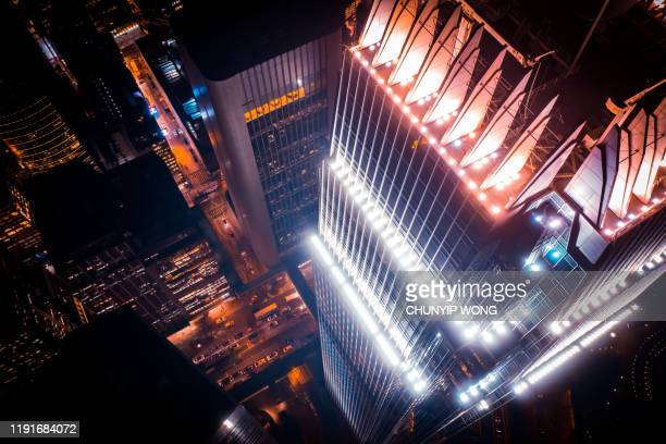 view of the hong kong stock - hong kong stock pictures, royalty-free photos & images
