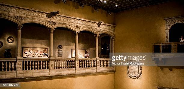 View of the inside of The Metropolitan Museum of Art on June 18 2012 in New York United States of America Photo by Victor Fraile