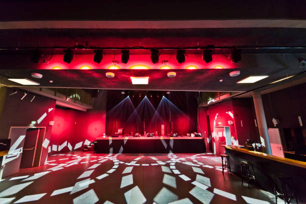 DEU: New Cultural Venue Hole 44 Opens In Berlin