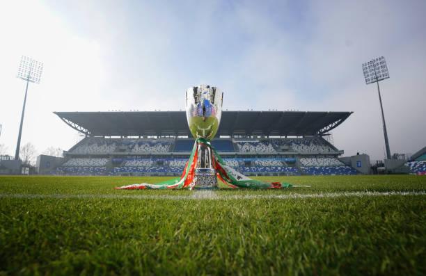 ITA: Juventus v SSC Napoli - Italian PS5 Supercup