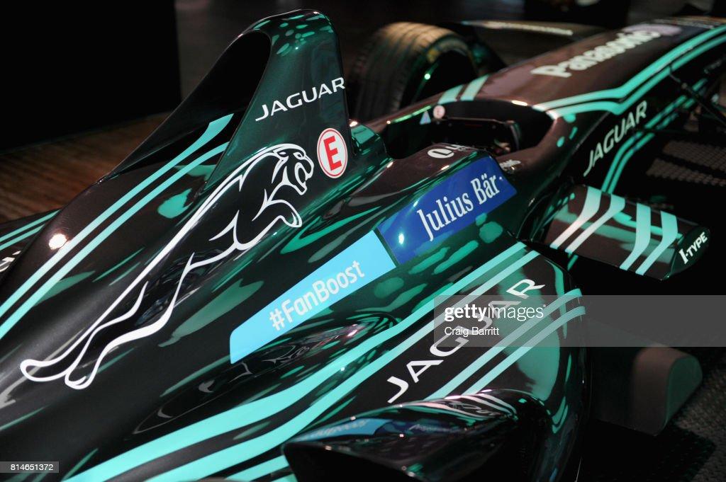 Jaguar Formula E RE:Charge Event : News Photo