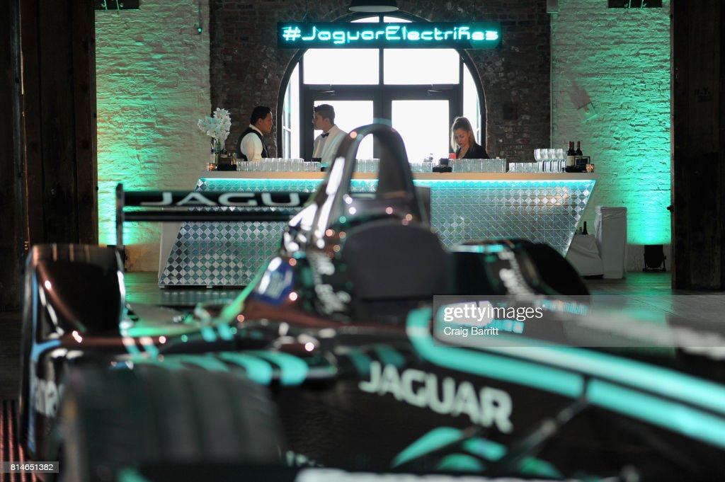 Jaguar Formula E RE:Charge Event : Nachrichtenfoto
