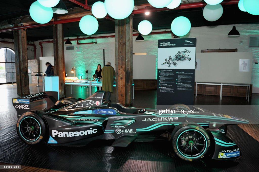 Jaguar Formula E RE:Charge Event : ニュース写真