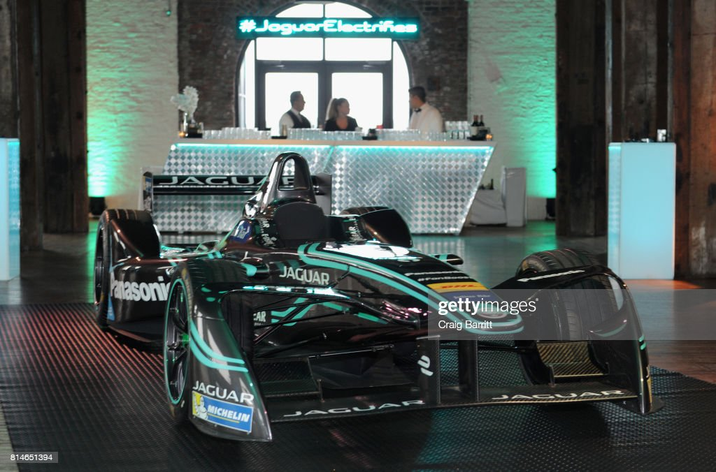 Jaguar Formula E RE:Charge Event : Nachrichtenfoto