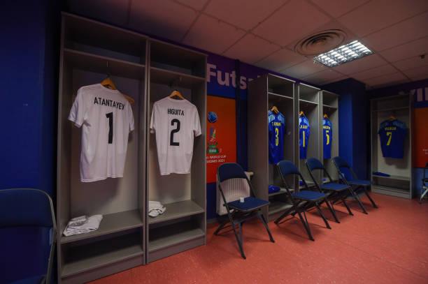 LTU: Venezuela v Kazakhstan: Group A - FIFA Futsal World Cup 2021