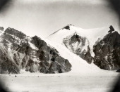 View of the kitticarrara glacier on the ferrar glacier phoographed picture id169835296?s=170x170