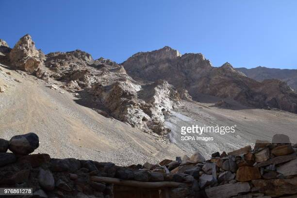 BADAKHSHAN AFGHANISTAN A view of the Lapis lazuli mine Pitawuk Mahdani Lojward Over the past years the government embargoed what it deems to be...