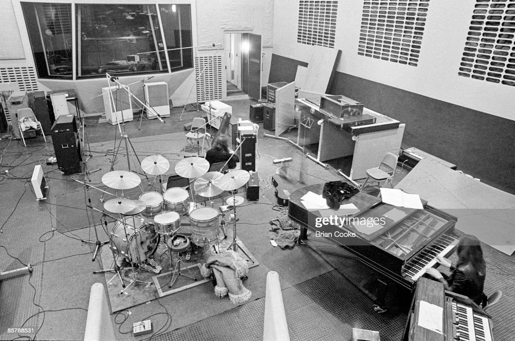studio 1 at basing street studios london pictures getty images