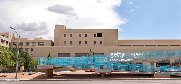 A view of the Lovelace/Gibson Hospital area on September 01 2013 in Albuquerque New Mexico Aaron Paul was filmed here in 'Breaking Bad' Season 3...