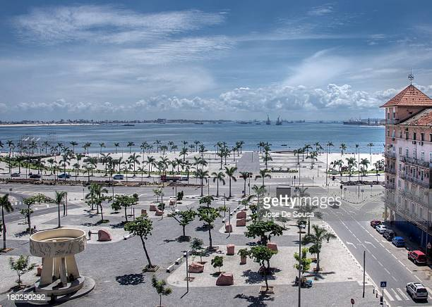 CONTENT] A view of the Luanda Bay a City Square and both the Marginal Avenue and Boulevard