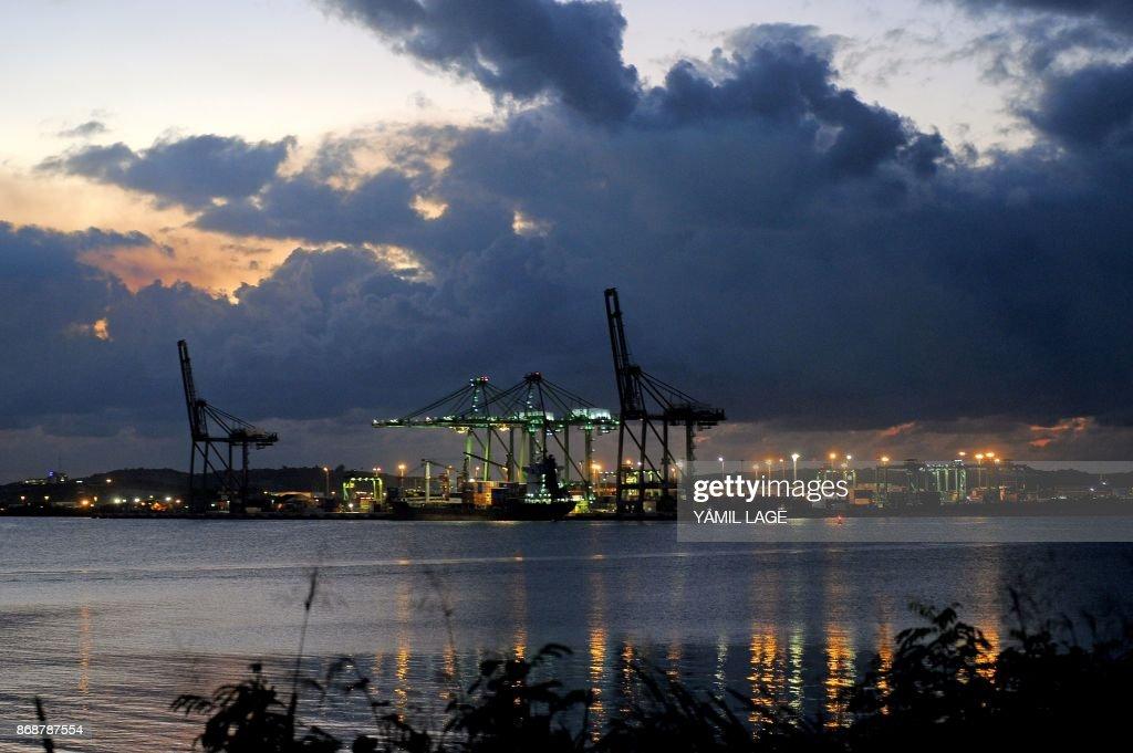 CUBA-MARIEL-PORT : News Photo
