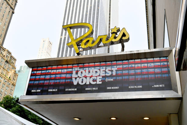 """NY: """"The Loudest Voice"""" New York Premiere"""