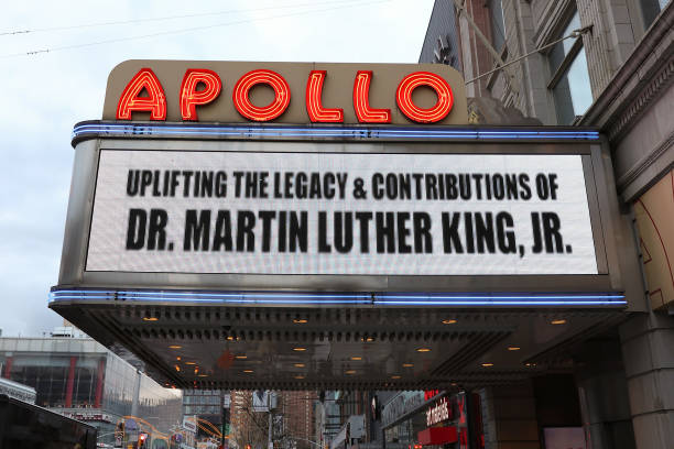 NY: New York City Area Celebrates Martin Luther King Holiday