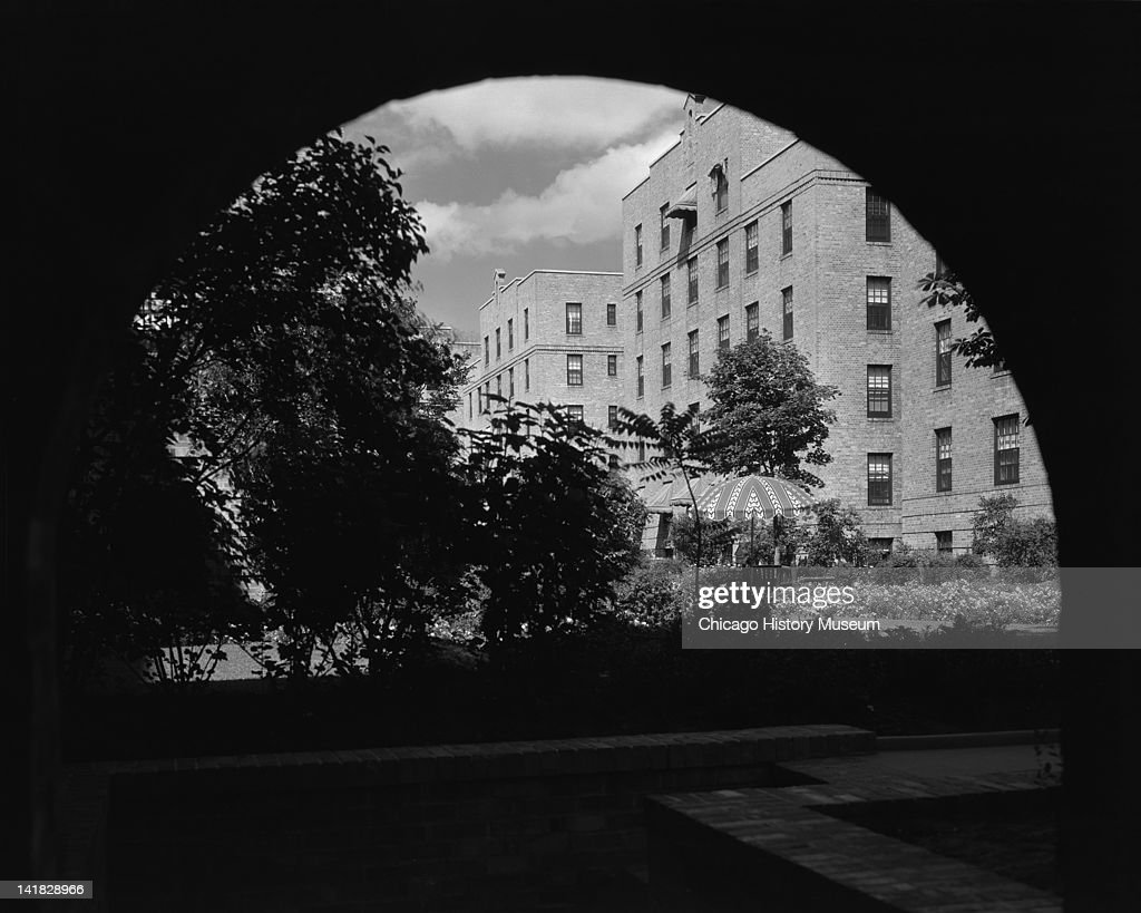 View Of The Marshall Field Garden Apartments Exterior An