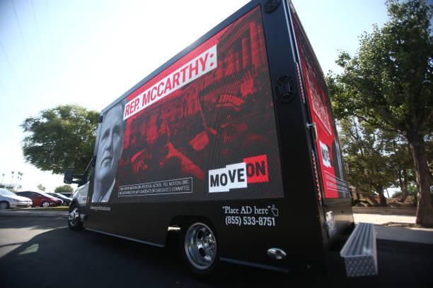 CA: MoveOn Rally At Rep. Mccarthy's Office